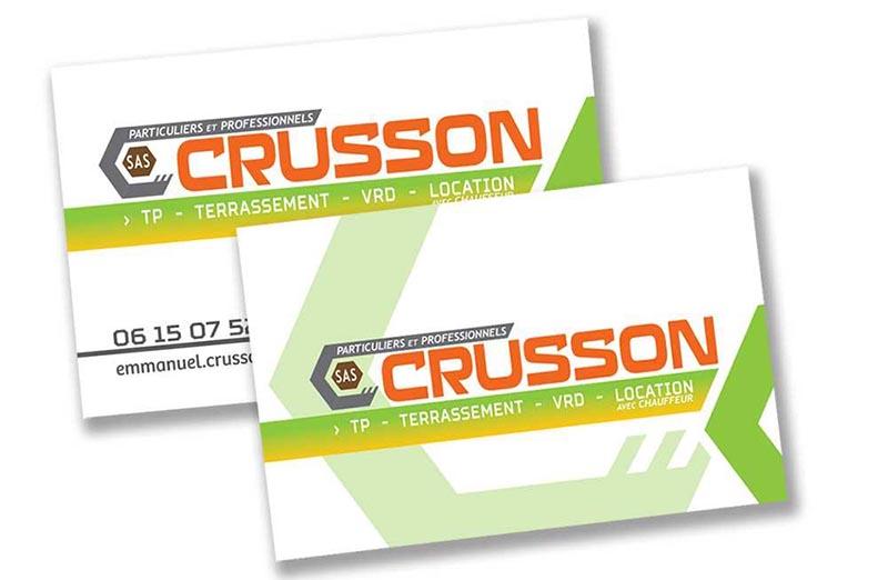 Cartes De Visite Crusson TPCliquez Ici Pour Agrandir